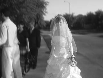 The Bride by zedi360