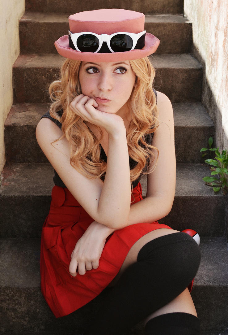 Who's the hottest Serena cosplayer on DeviantART? (NO XTHUNDERBOLT) Waiting_for_launch_day_by_ithinkiwasinheaven-d6q08lr