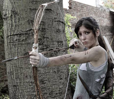 Tomb Raider 2013 - Cosplay Preview