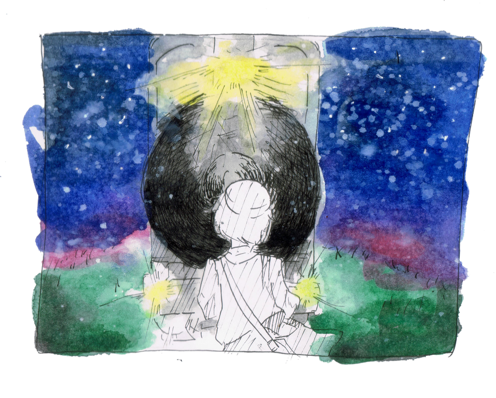 Milky Way Station by hissatsugirl