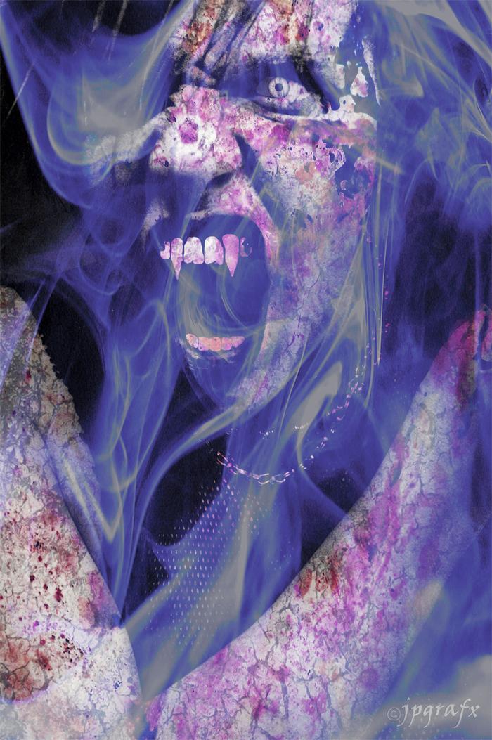 Vampiric Powers by BlakkReign