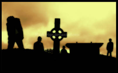 The Dead Will Walk by BlakkReign