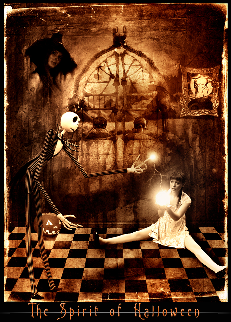 The Spirit of Halloween by BlakkReign