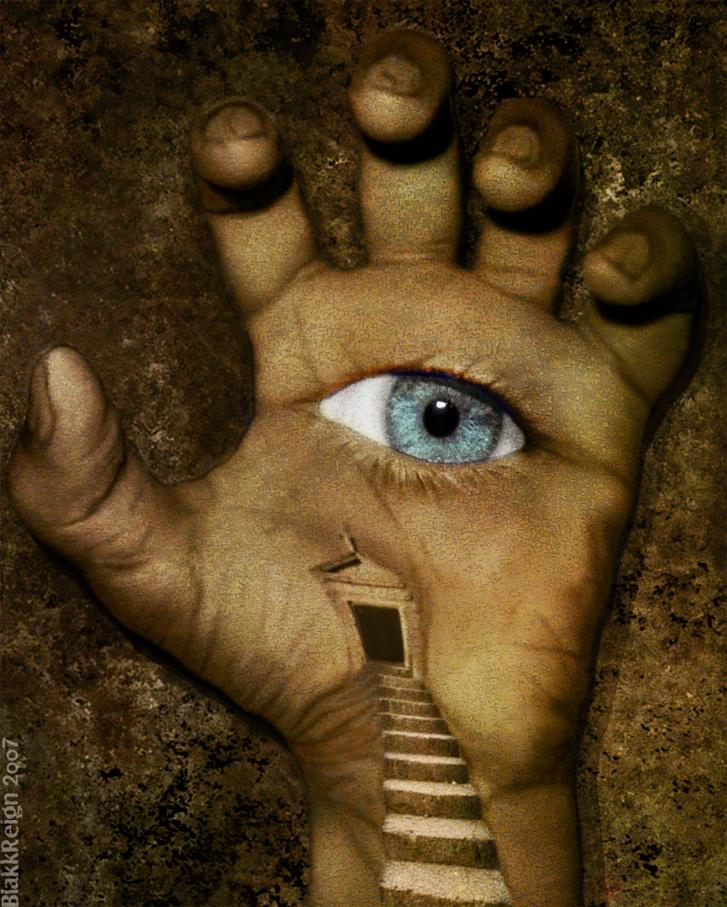 Eye Control My Destiny by BlakkReign