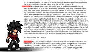 Changes-Update [Spoilers] Devastation Act 3