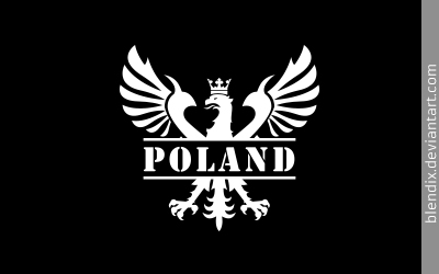 poland logo by blendix on deviantart