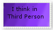 Third Person Stamp by Autumn-Blizzard-Fang