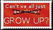 Grow Up Stamp