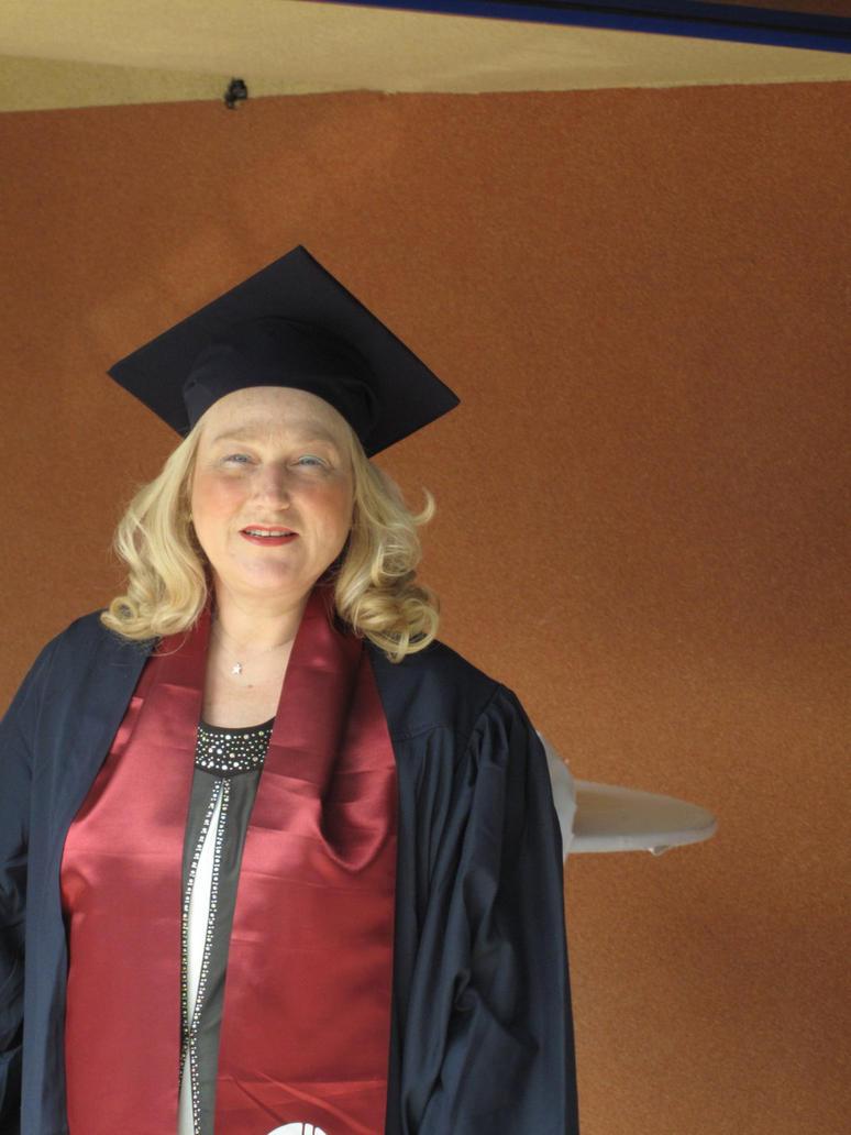 mom graduation by ZzZzZzZzZzZz