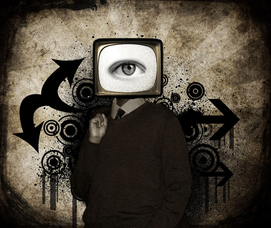 One Eye Tv Man by Heero-Shuichi on DeviantArt