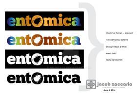 Entomica Branding #001
