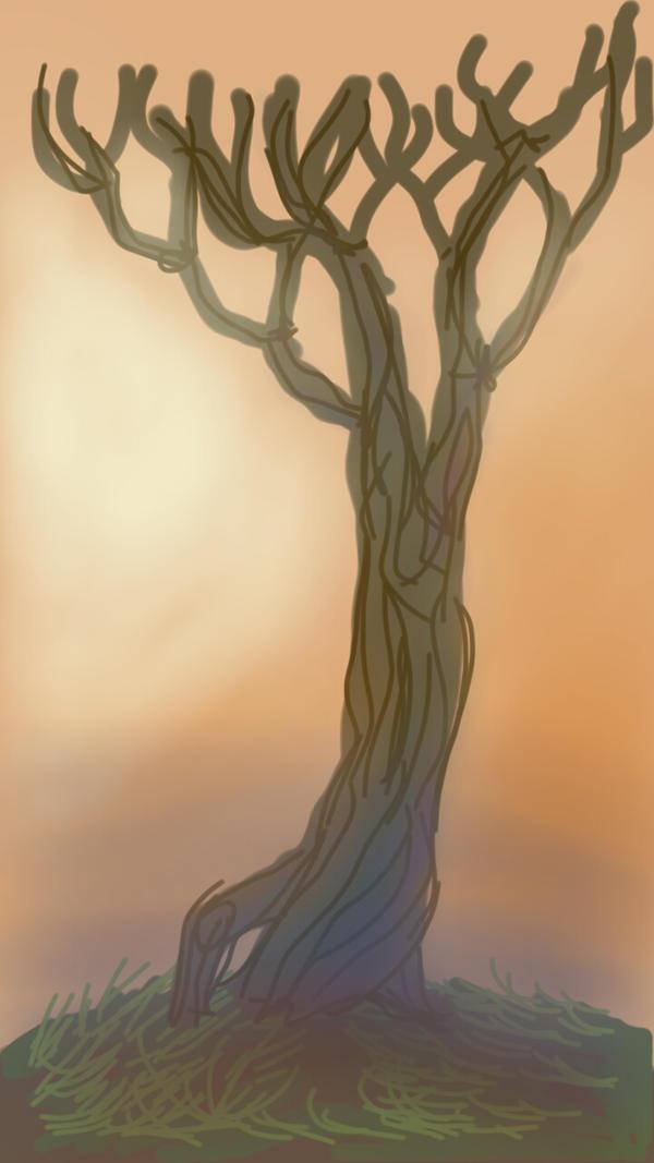 Tree #0001 by MrJmZack