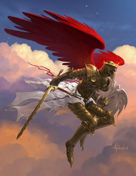 Récit d'un Empire par Achille Red_Wings_by_Andead