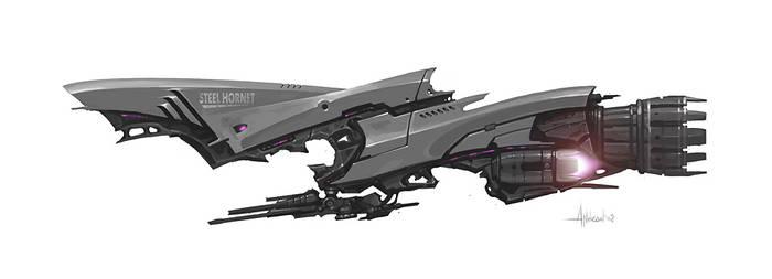 Steel Hornet