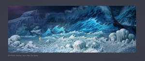 Skyforge. Ice Setting 02 by Andead
