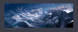 Skyforge. Ice Setting 04 by Andead