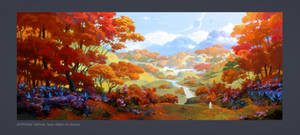 Skyforge. Autumn Setting 02 by Andead
