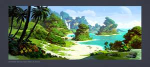 Skyforge. Island 01
