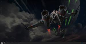 ILM Art Challenge - Heavy Assault Bomber