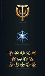 Skyforge. Logos