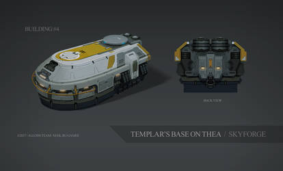 Skyforge. Thea. Building#4 by Andead