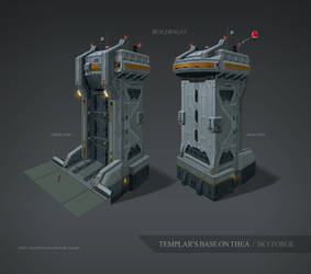 Skyforge. Thea. Building#3 by Andead