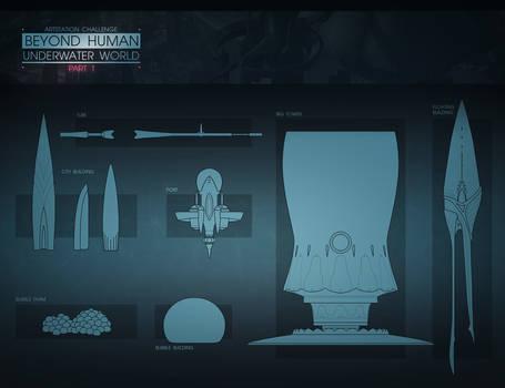 Beyond Human - Underwater World - 2\4