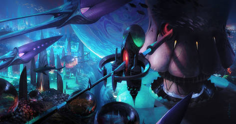 Beyond Human - Underwater World - 1\4