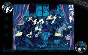 You're my Butler by YoruNoMai