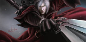 Dante by OliverFord