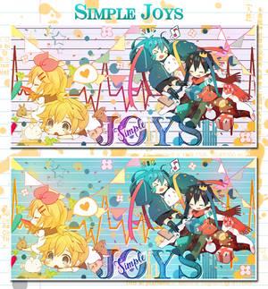 [Tagwall] Simple Joys