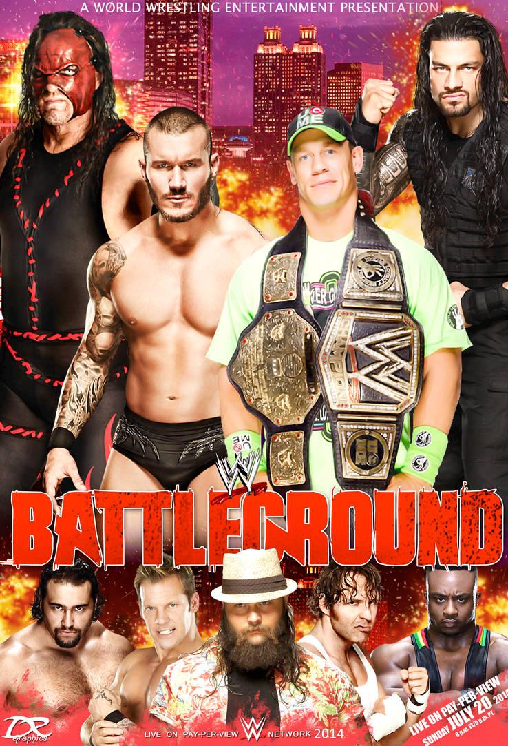 wwe battleground free download