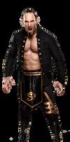WWE Viktor 2014 Render by Dinesh-Musiclover