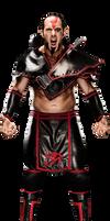 WWE Viktor 2015 Render by Dinesh-Musiclover