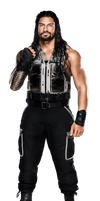 WWE Romanreigns 2015 Render by Dinesh-Musiclover