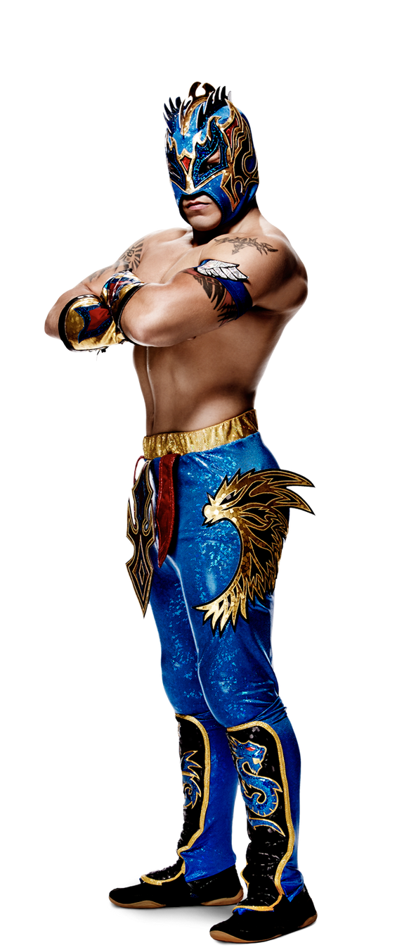 WWE Kalisto 2015 Render Png By Dinesh Musiclover On DeviantArt