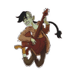 Marceline the Vampire Hunter