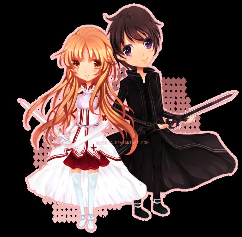Sword Art Online by Shuruya