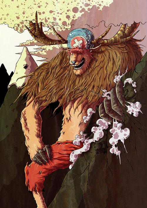 Another Monster Point Chopper By Lady Miss Wednesday On Deviantart