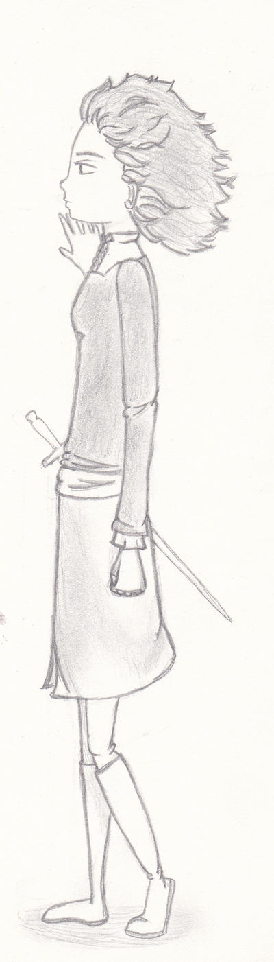 Arya Stark by Sanni14