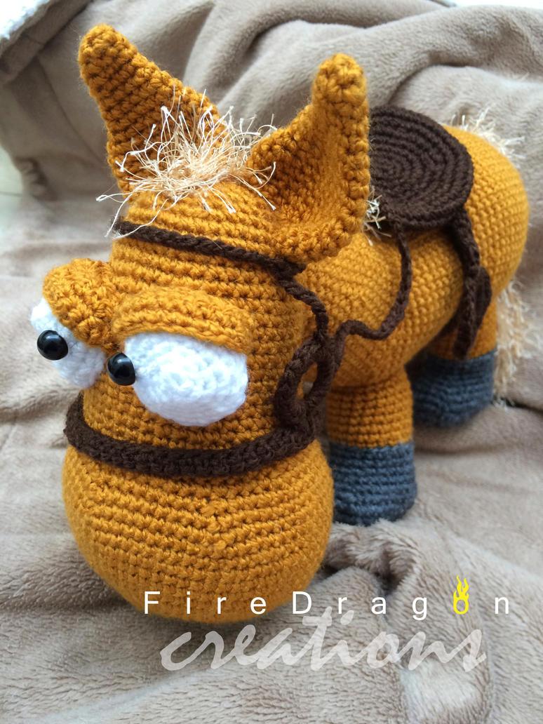 Amigurumi Reddit : Amigurumi Horse by acapulco1402 on DeviantArt