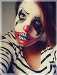 Clown? by midorii7