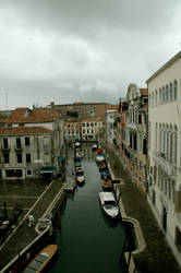 Hotel Room View - Venice by VeganInFurs