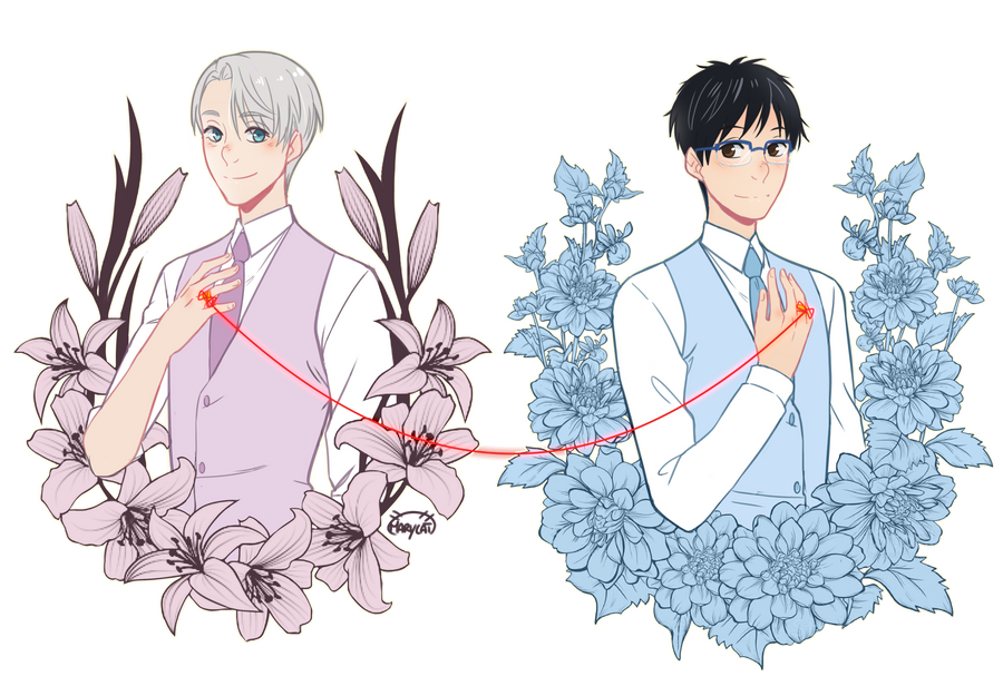 Victor And Yuri Rings