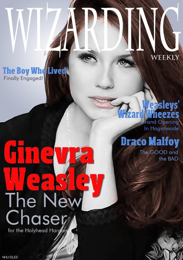 Wizarding Weekly: Ginevra Weasley by nhu-dles