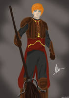 Quidditch Uniform - Ron Weasley