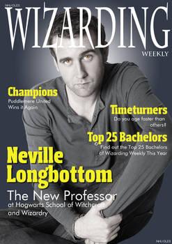 Wizarding Weekly: Neville Longbottom