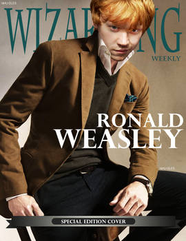 Wizarding Weekly (Special Edition) : Ron Weasley