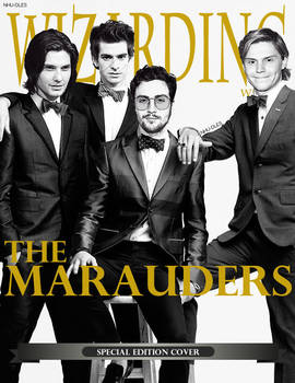 Wizarding Weekly (Special Edition) : The Marauders
