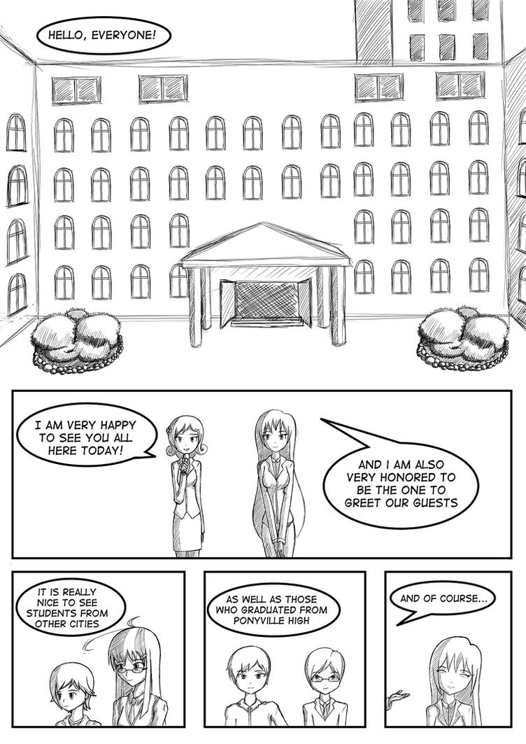 A Certain Scientific Equestria, Part 2, Page 1 by Junker-kun